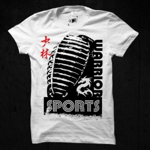 Kaos Distro WARRIOR SPORTS