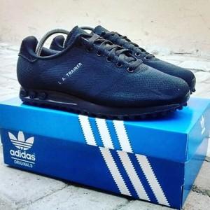 adidas la trainer weave bleu
