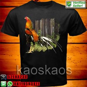 Kaos Ayam Bangkok Jawara