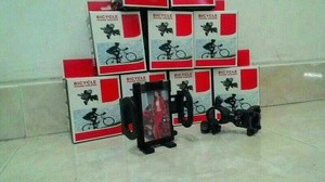 HOLDER SEPEDA /HOLDER MOTOR HOLDER STANG / HOLDER FIXI
