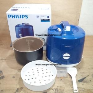 Magic Com / Rice Cooker Philips HD-3127 (biru)