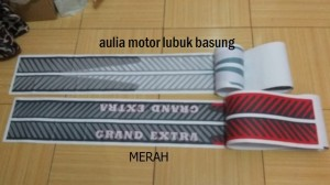 sticker list body toyota kijang grand extra tahun 93 s/d 95 (set=2 bh)