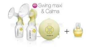 harga Pompa ASI Medela Swing Maxi Double Breast Pump Tokopedia.com