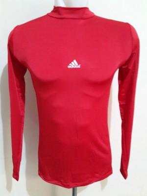 Kaos Ketat Daleman (BaseLayer) Merah