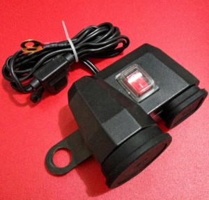 Charger Motor Anti Air NMax Touring Universal