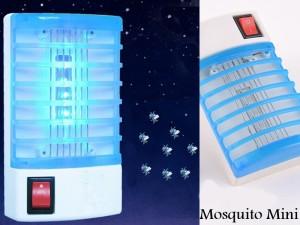 Mini Mosquito Killer / Lampu Nyamuk / Lampu Tidur Anti Nyamuk