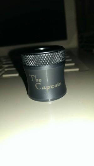 harga captain cap gun metal authentic by ameravape Tokopedia.com
