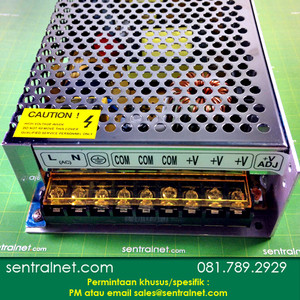 Switching Power Supply 48V 7,3A