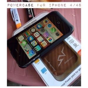 harga POWERCASE powerbank iphone 4 4s 3000 mah Tokopedia.com