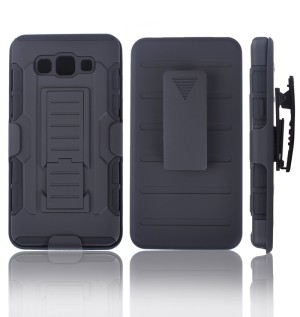 harga High Impact Armor Cover Casing Case + Belt Holster Samsung Galaxy A5 Tokopedia.com