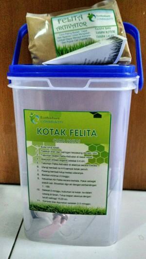 harga Ferlita Komposter dan pembuat POC(pupuk organik cair) Tokopedia.com