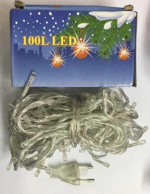 lampu pohon natal biji beras