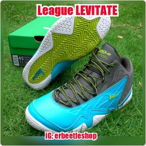 Sepatu Basket League LEVITATE