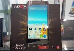 Advan Vandroid S5J Plus 3G Garansi 1 Tahun