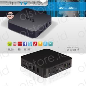 Android TV Box Quad Core MXQ Amlogic S805