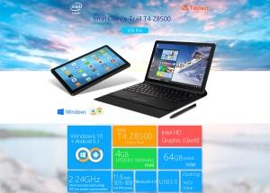 harga Teclast X16 Pro Tablet PC Dual OS Ram 4 GB Rom 64 GB Tokopedia.com