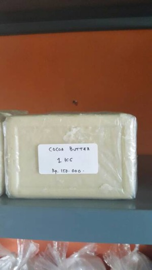 Cocoa Butter. 1000 gram