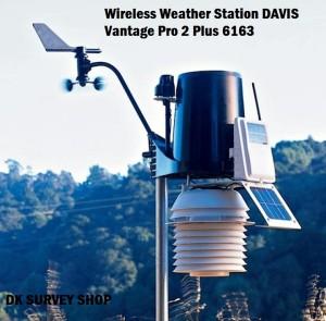 harga AWS / Wireless Weather Station DAVIS Vantage Pro 2 Plus 6163 Tokopedia.com