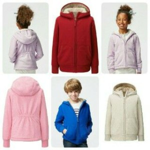 harga Jaket Anak Uniqlo Boys and Girls Tokopedia.com