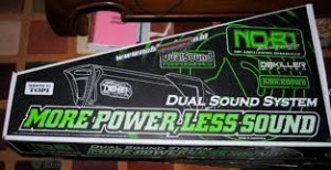harga Knalpot NOB1 Neo SS DualSound Yamaha Jupiter MX New / Manual CW New Tokopedia.com