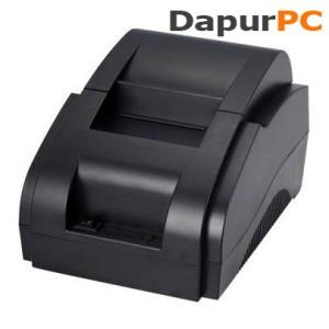 Thermal Printer 58mm [Xprinter POS XP-58IIIA Black]