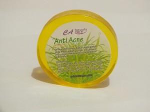 ca anti acne soap   sabun ca anti jerawat
