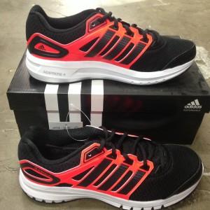 harga Adidas Duramo 6 Men Hitam Strip Merah Size 41 1/3. Sepatu Running Tokopedia.com