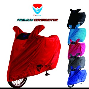 Funcover Motor Sport Ninja,CBR,NVL dll ~ Mantel Notor ~ Sarung Motor