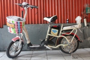 jual sepeda listrik mars harga murah sepeda elektrik mars