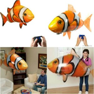 harga Balon Air Swimmers Clownfish Tokopedia.com