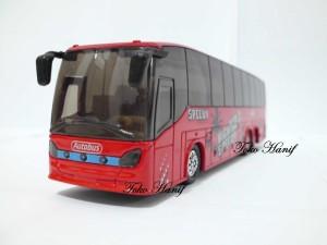 Diecast Miniatur Replika Bus Penumpang 2