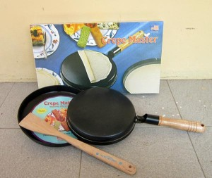 harga Cetakan Kue Crepes , kulit lumpia , risoles l Crepe maker multi creper Tokopedia.com