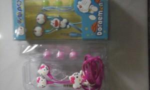 harga Headset motif hello kitty doraemon minion headshet lucu Tokopedia.com