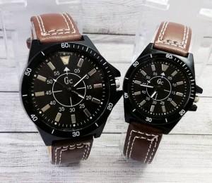 harga jam tangan couple gc(guess rolex fossil swiss army Tokopedia.com