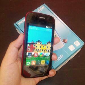 EVERCOSS A12B ANDROID 3G MURAH 3.5INCH