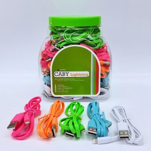 Hippo Cable USB Caby untuk iPhone 5,6/iPad Mini