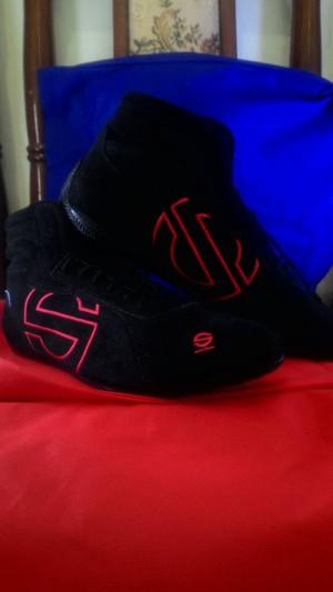 Sepatu Balap Sparco Boots