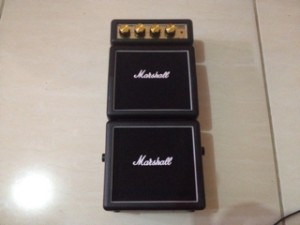 harga Marshall MS4 Micro Stax Mini Guitar Amplifier Tokopedia.com
