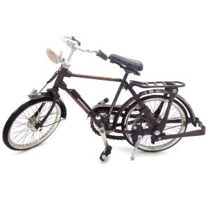 Miniatur sepeda ontel Laki-laki dan Wanita