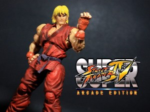 harga Square Enix Play Arts Kai Street Fighter - Ken Non-Scale Tokopedia.com