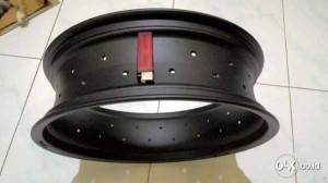 velg rossi ukuran 5 inch ring 17 untuk supermoto atau sport