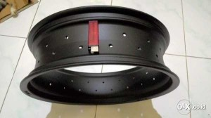 velg rossi ukuran 4,5 inch ring 17 untuk supermoto atau sport