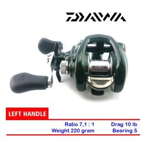 Daiwa Laguna 100 HSLA BC Reel - Black