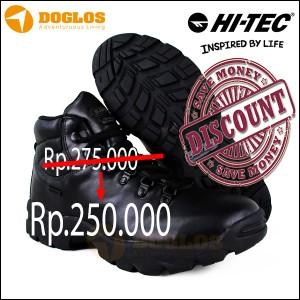 harga Sepatu trekking/hiking Hi tec Hitec Eurotrek Black Series WP Hi-TEC Tokopedia.com
