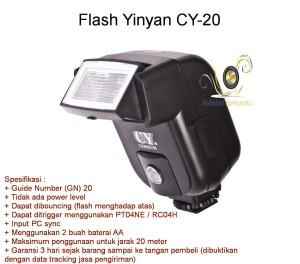 FLASH YINYAN CY20