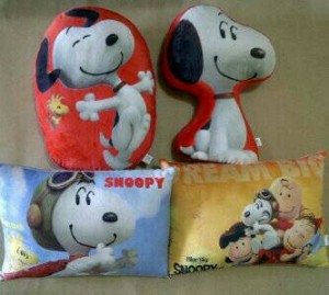 harga Bantal Snoopy Tokopedia.com