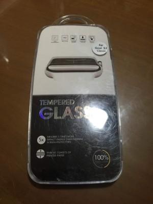 harga Tempered Glass Samsung gear s2 Sport / Classic , Moto 360 2nd gen 46mm Tokopedia.com