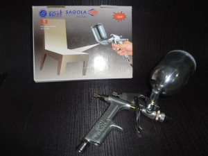 harga SPRAY GUN (SPED CAT) SAGOLA SPOT R-2 GENUINE Tokopedia.com