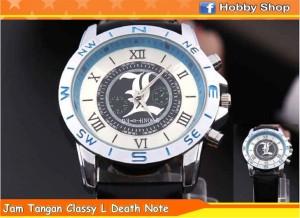 [ANIME] Jam Tangan Classy L Death Note