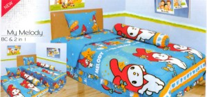 Bedcover Lady Rose Disperse 120 – My Melody